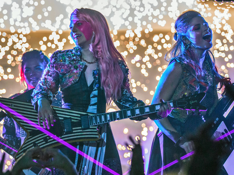 Jem and the Hologram photos.