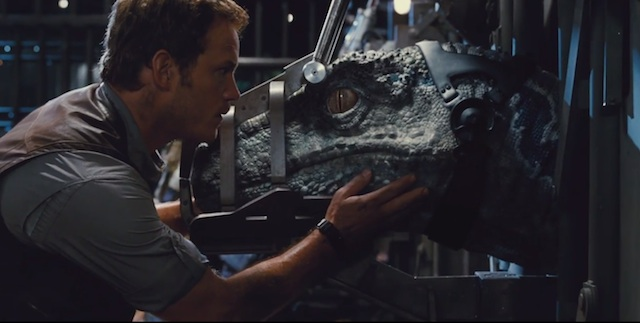 Steven Spielberg takes you behind the scenes of Jurassic World in a new featurette that explores the June 12 release.