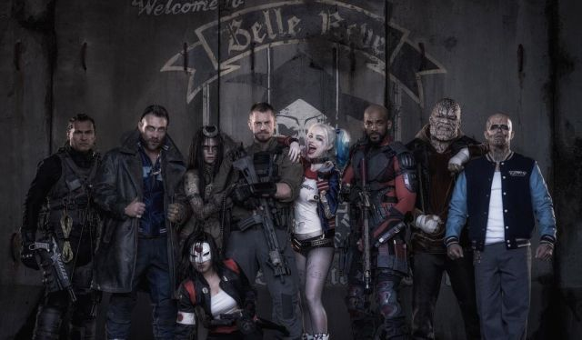 Task Force X Goes to Work in New Suicide Squad Set Videos and Photos