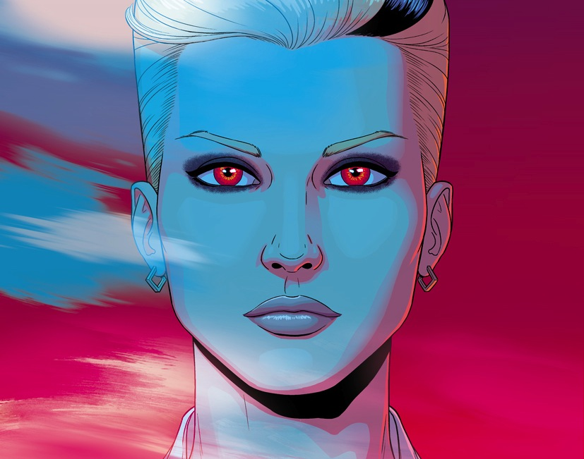 Kieron Gillen, Jamie McKelvie and Matt Wilson's acclaimed Image Comics serie The Wicked + The Divine is headed to television!