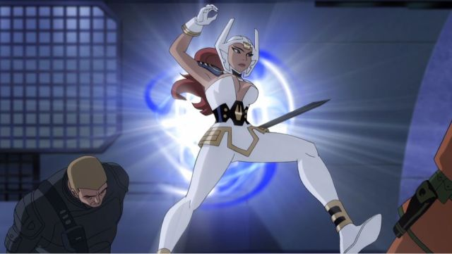 Justice League: Gods and Monsters Chronicles Episode 3 Reveals the New Wonder Woman
