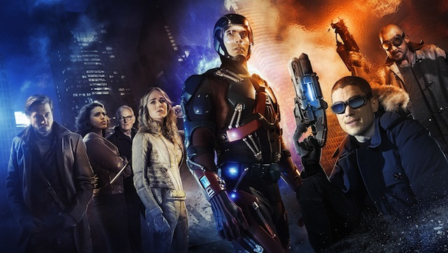 NYCC: Talking to the DC's Legends of Tomorrow Cast