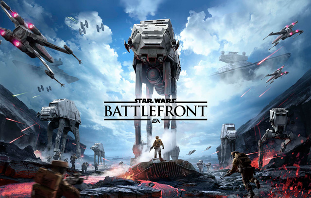 The Star Wars Battlefront Launch Trailer is Here!
