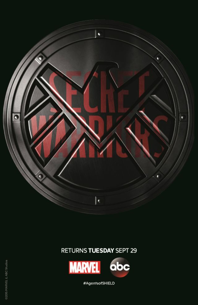 secret warriors shield