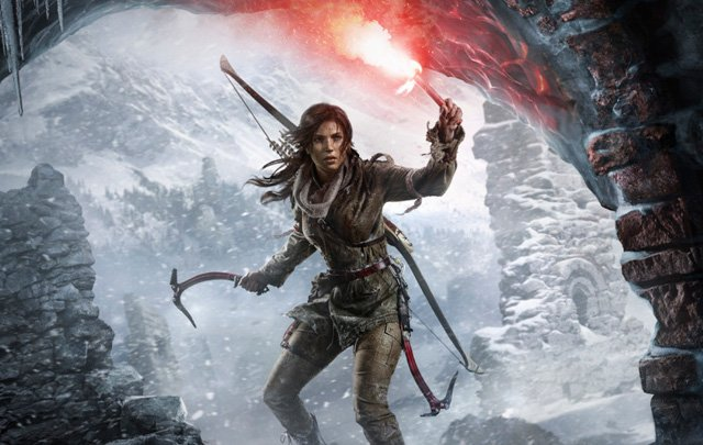Infiltrate the Enemy Camp in New Rise of the Tomb Raider Gameplay Video