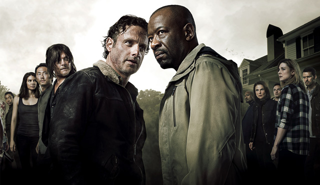 The Walking Dead Season 6 Banner and Comic-Con Schedule Revealed