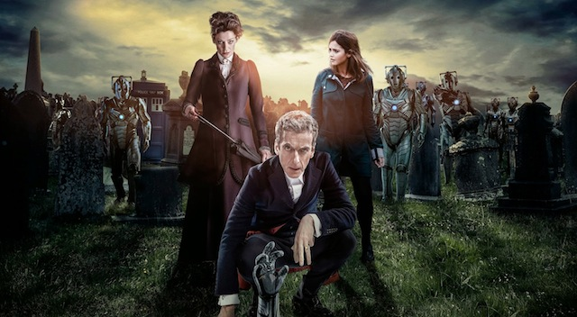 Doctor Who returns to the big screen as a part of a two-night event that will showcase the two-part series eight finale and a few series nine surprises.