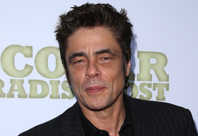 Benicio Del Toro is said to be up for the villain role in Rian Johnson's upcoming Star Wars: Episode VIII, hitting theaters May 16, 2017!
