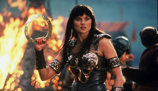 """Xena: Warrior Princess is headed back to television with Sam Raimi and Rob Tapert attached to develop a """"modern reboot"""" that will air on NBC."""