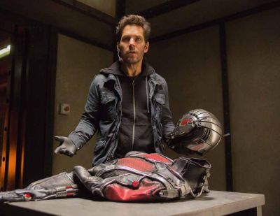Ant-Man Stomps on the Competition for 2nd Weekend at #1