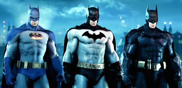 New Batman: Arkham Knight Skins Revealed Including Michael Keaton's Batman!