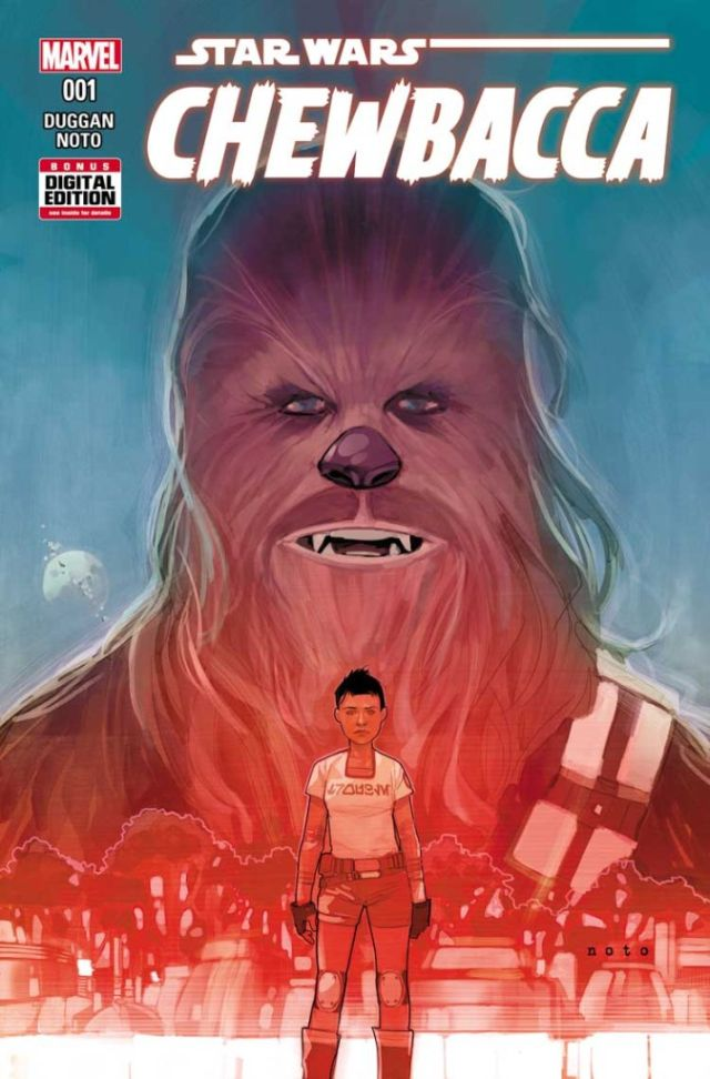 chewbacca cover