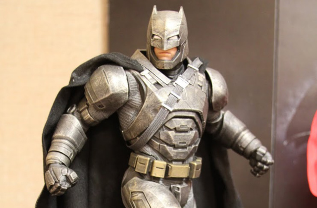 The DC Collectibles Comic-Con photos feature a continuation of its successful Batman: The Animated Series and Batman: Arkham Knight lines.