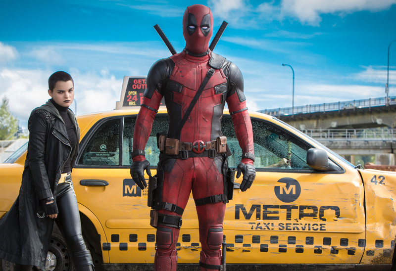Comic-Con Preview: Ryan Reynolds Remains Mum on Deadpool Unmasking