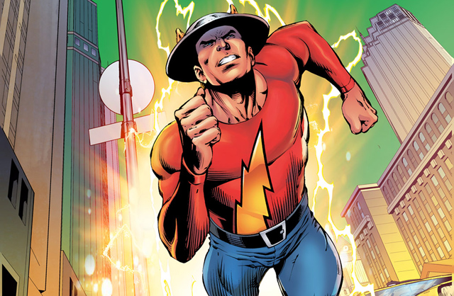 The Flash Season 2: Casting Set for Jay Garrick and Patty Spivot