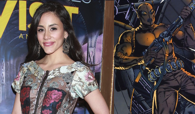 Firefly is coming to Gotham! Michelle Veintimilla will play a female take on the DC Comics supervillain in the second season of the Batman-inspired series.