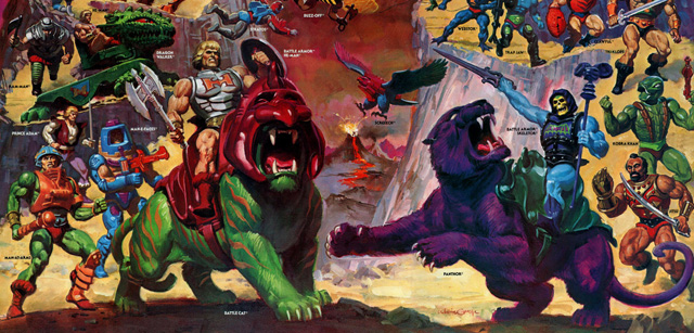 The Masters of the Universe movie is back on track today with word that Thor: Ragnarok scribe Christopher Yost will draft the live action adaptation.