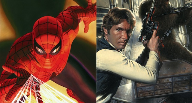 Co-director Chris Miller, in a new interviews, teases the upcoming Han Solo movie as well as the script for Marvel's upcoming Spider-Man reboot.