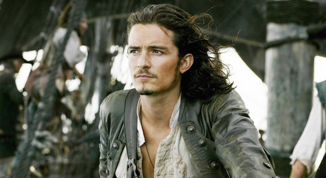 Orland Bloom will again play Will Turner in Pirates of the Caribbean: Dead Men Tell No Tales.