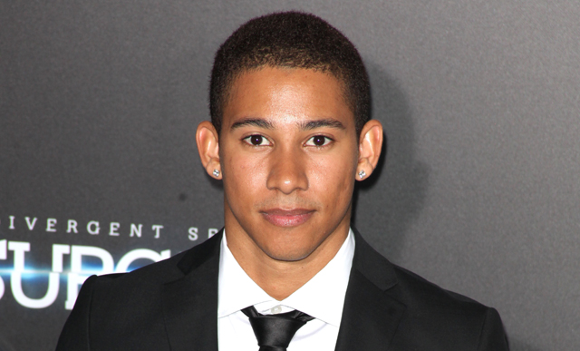 The Divergent Series' Keiynan Lonsdale has joined the cast of The CW's hit DC Comics series, The Flash. He'll be playing Wally West in the second season!
