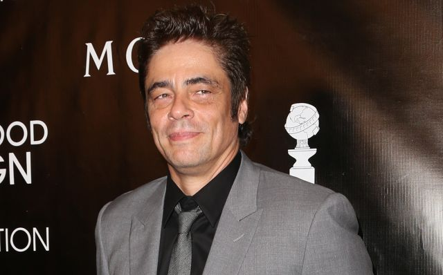 Benicio Del Toro Confident He'll Appear in Star Wars: Episode VIII.
