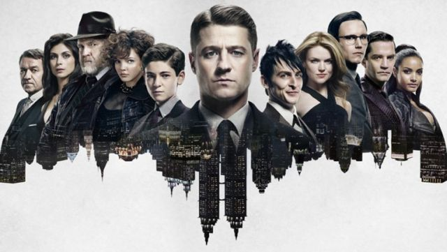 gotham season two header