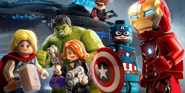 LEGO Marvel's Avengers Delayed to January 2016