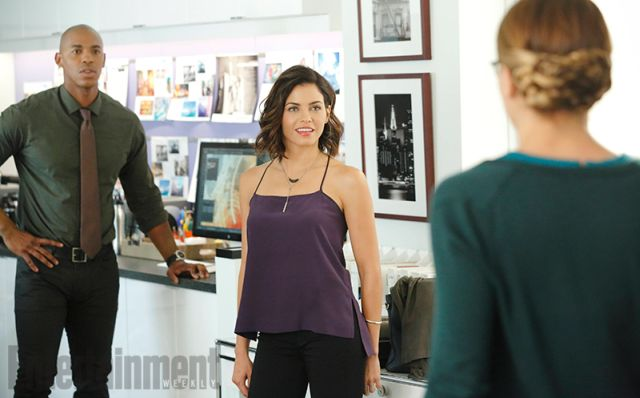 First Lucy Lane Photo from Supergirl, General Sam Lane Teased.