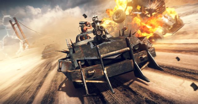 Witness the Wasteland in a New Mad Max Game Trailer.