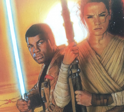 Lucasfilm, Ltd. has just released a new Star Wars: The Force Awakens teaser! Check it out right here and catch the J.J. Abrams film in theaters December 18!