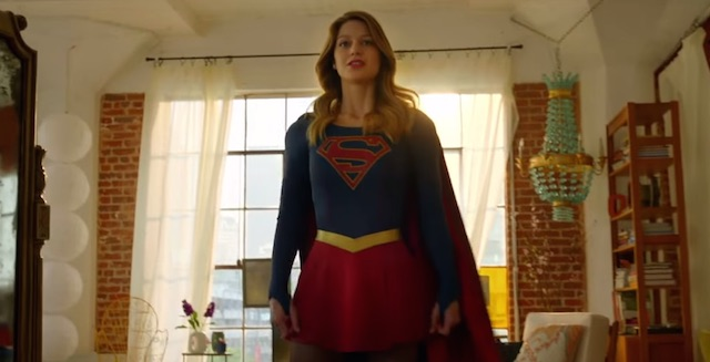 Check out a new Supergirl video that encourages you to be super and to check out the new CBS DC Comics television series, premiering Monday, October 26.