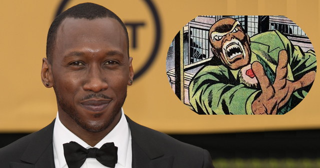"""Mahershala Ali has joined the cast of Marvel's Luke Cage. He'll play Cornell """"Cottonmouth"""" Stokes on the upcoming Netflix series."""