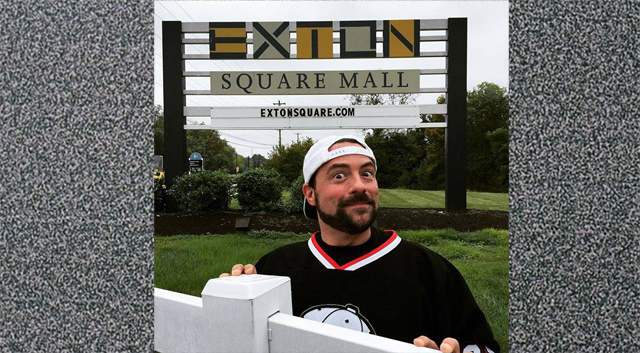 Kevin Smith officially announced today that Mallrats 2 (titled Mallbrats), will begin production in January 2016 at Exton Square Mall in Exton, PA.