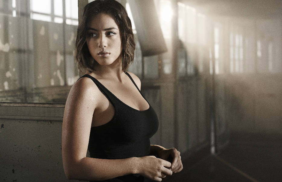 A series of new photos offers a look at the Marvel's Agents of SHIELD cast as they appear in the upcoming third season of the Marvel Cinematic Universe show.