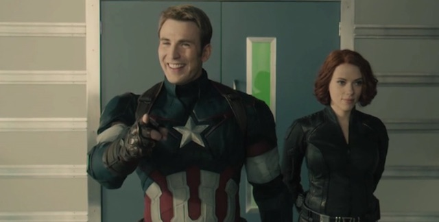 Avengers Bloopers Are Featured in Age of Ultron Gag Reel.