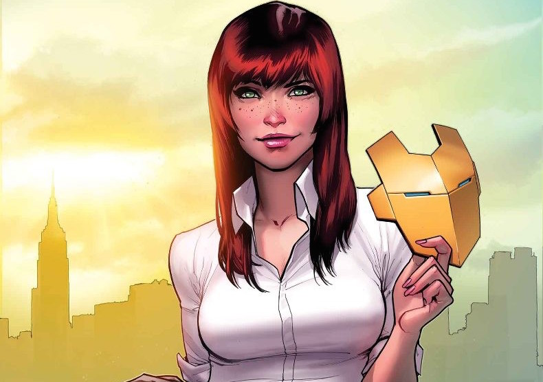 MJ heads to Iron Man in the Marvel December 2015 solicitations.