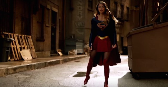 Check out the just-released new Supergirl trailer for all-new footage from the upcoming CBS series, starring Melissa Benoist as the DC Comics superheroine.