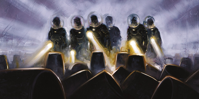 Ridley Scott hints that he may be planning as many as three additional Prometheus sequels. He already has production on Prometheus 2 set for February 2016.