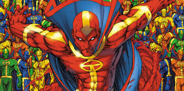 Red Tornado is headed to CBS' Supergirl! Defiance and Salem actor Iddo Goldberg has signed on to play the part of the android member of the Justice League.