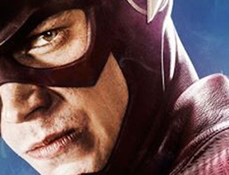 Check out a new The Flash season two poster for a look at the return of the hit DC Comics series, starring Grant Gustin as Central City's Scarlet Speedster.