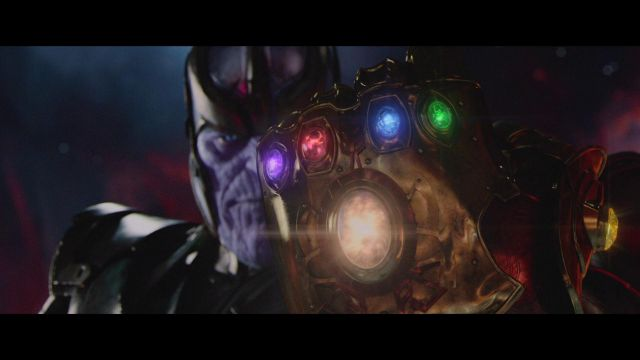 High-Res Thanos Photo from Avengers: Infinity War.