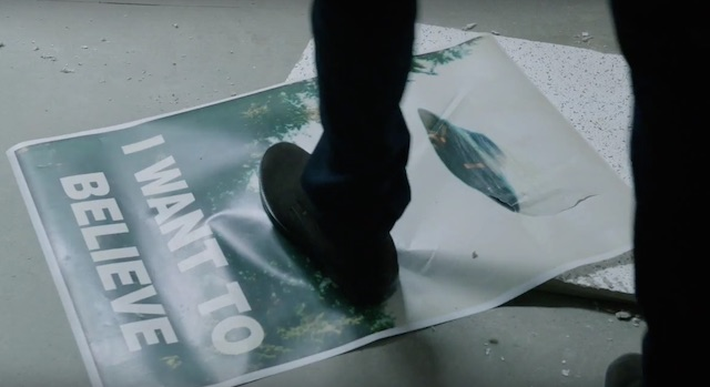 FOX has released the two part The X-Files trailer, teasing the upcoming revival of the classic TV series starring David Duchovny and Gillian Anderson.