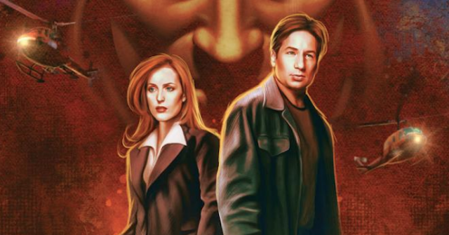 New X-Files Trailer: 'It Has a Monster In It'