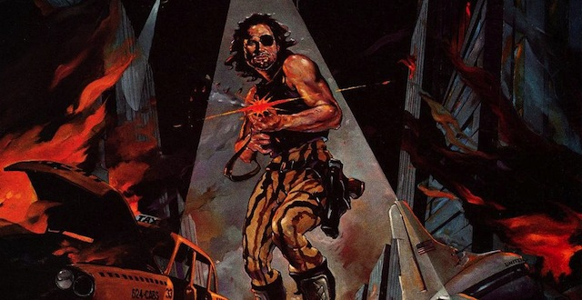 The upcoming remake of Escape From New York has scored a screenwriter in Luther creator Neil Cross. John Carpenter is executive producing the new version.