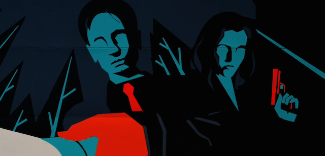 A new X-Files animated teaser has arrived, offering another look at the series revival. Look for six new episodes to air on FOX beginning January 2016.