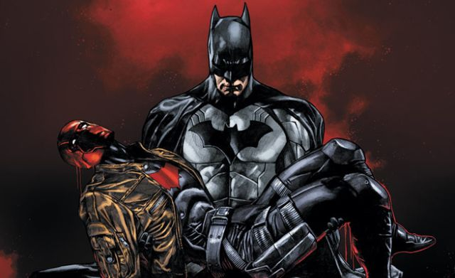 Batman Movie Will Reportedly Have Red Hood As Its Villain