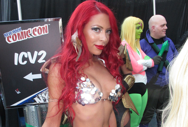 More Cosplay Photos from the 2015 New York Comic Con!