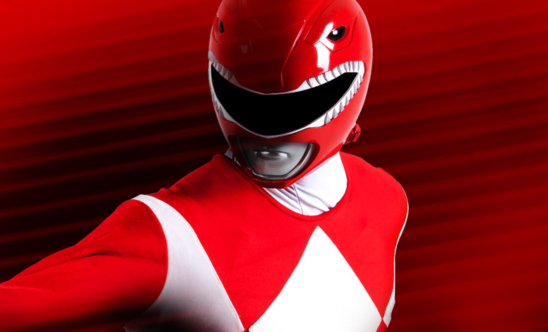 Dacre Montgomery has been cast as the Red Ranger in the upcoming Mighty Morphin' Power Rangers feature film, set for release January 13, 2017.