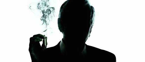 Check out a new X-Files poster, featuring the silhouette of William B. Davis' Cigarette Smoking Man. Catch the series revival on FOX beginning January 24.
