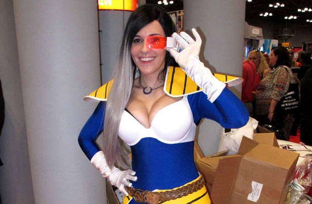 Cosplay Photos from the 2015 New York Comic Con!